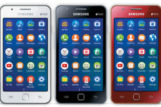Tizen Powered Samsung Z1 Selling In India JUUCHINI