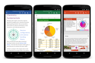 Office for Android phone is here